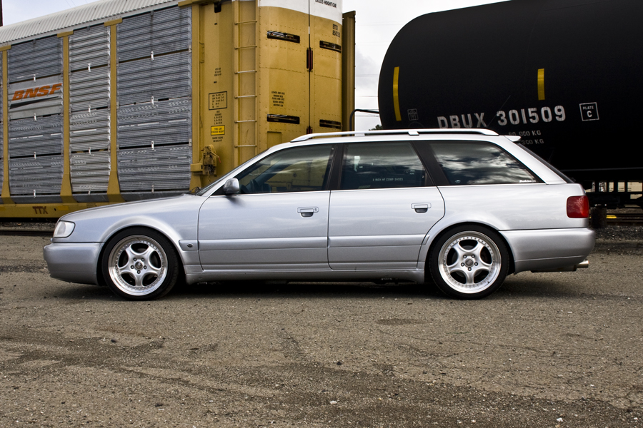 GT3071R Audi UrS6 Avant