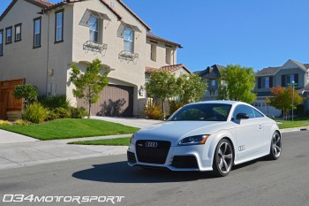 Frank's Modified Audi TT RS