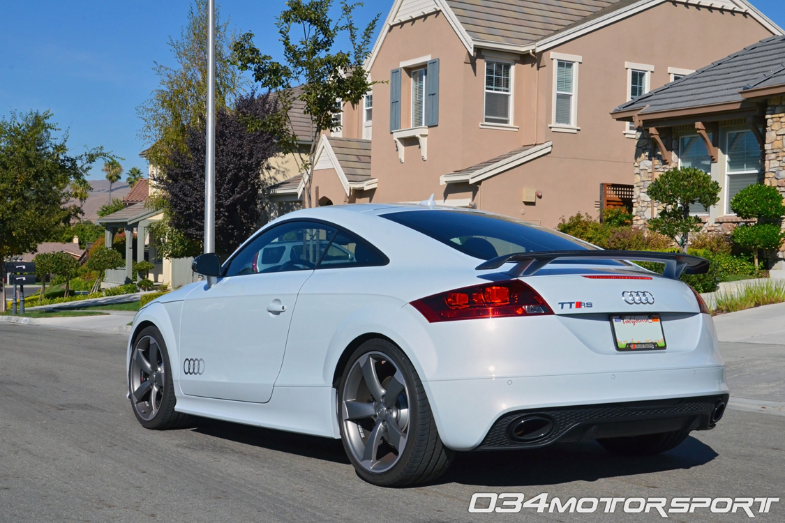 Audi European Delivery >> Frank's Modified Audi TT RS / 034Motorsport Blog - 034Motorsport