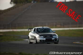 034Motorsport Time Attack A4 - For Sale