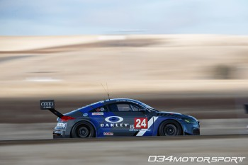 034Motorsport/Rotek Racing Audi TT RS Wins the 25 Hours of Thunderhill 2013!