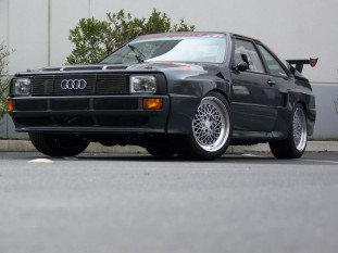 Curt's Sport Quattro Conversion