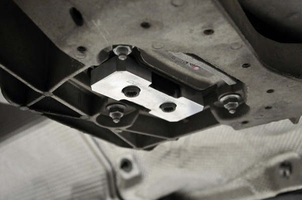 DIY Installation Instructions: 034Motorsport Transmission Mount Insert