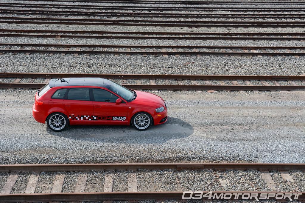 Nate@034's Audi A3 3.2L VR6 24V Turbo Kit by 034Motorsport