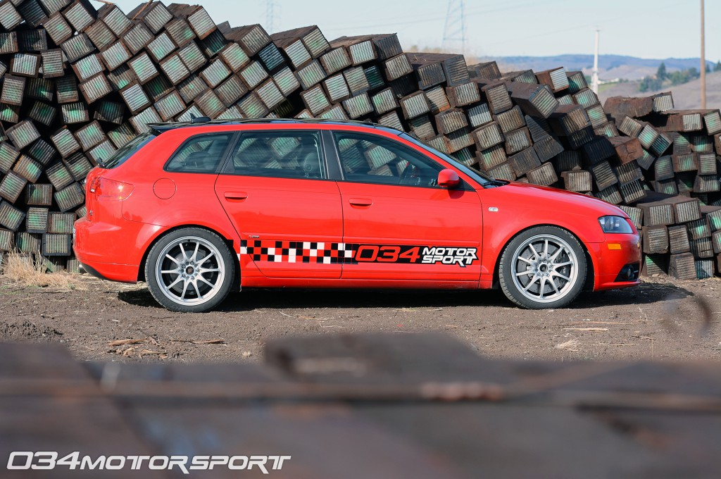 Nate@034's Audi A3 3.2L VR6 24V Turbo Kit by 034Motorsport