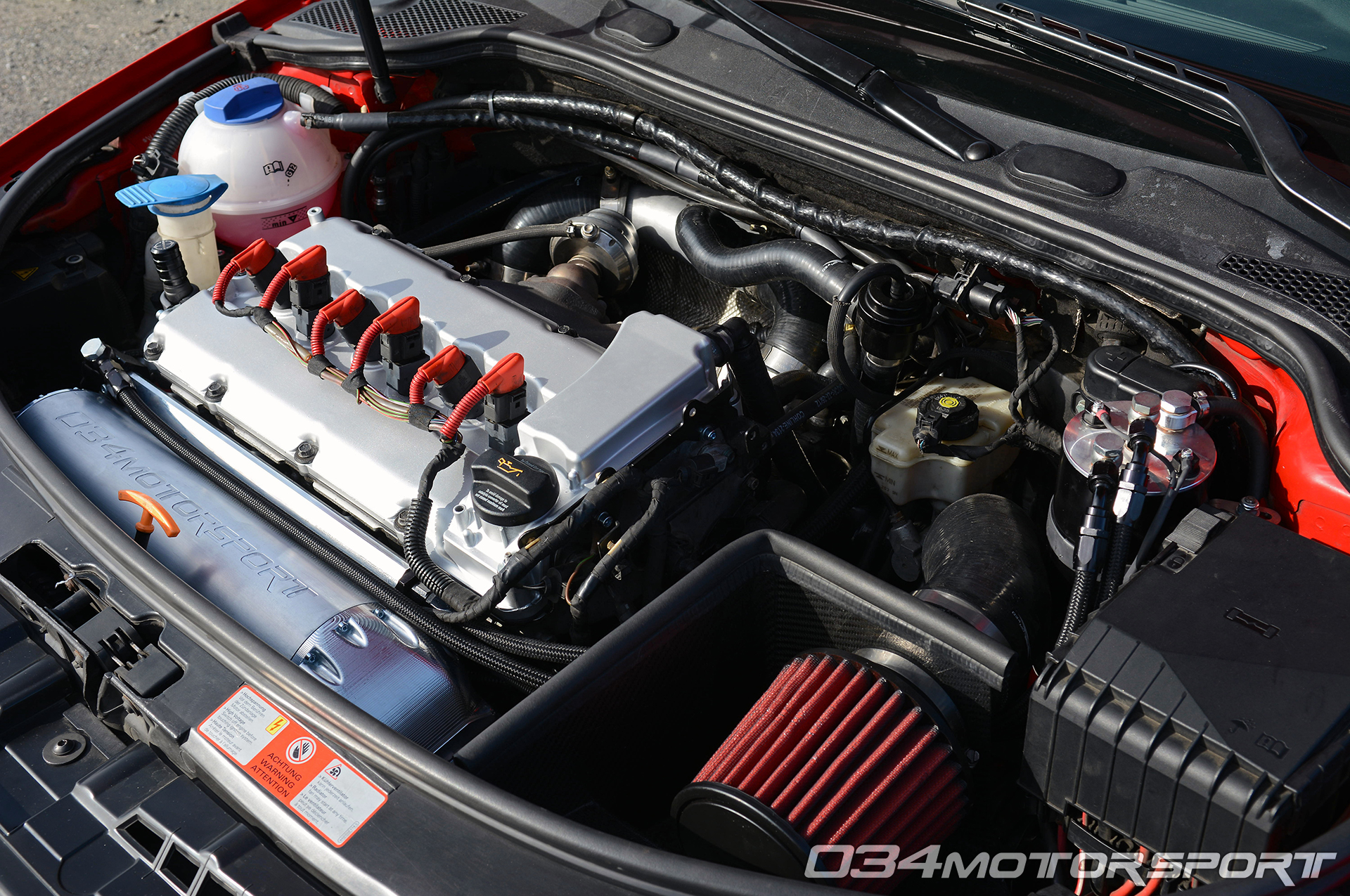 Nate 034 S Audi A3 3 2l Vr6 24v Turbo Kit By 034motorsport