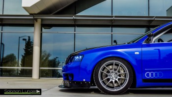 Justin's B6 Audi S4 4.2L Race Car