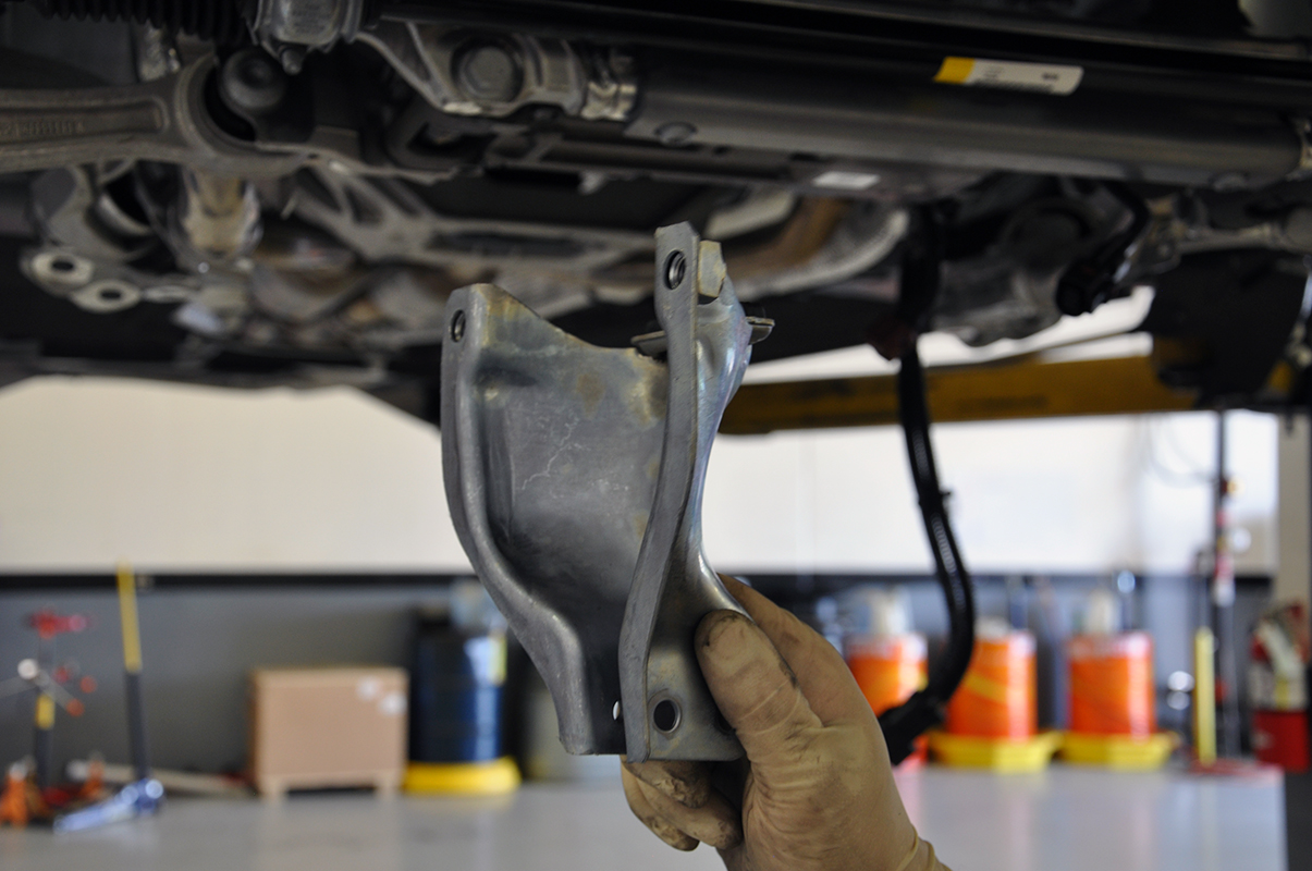 Installation Instructions  Density Line Engine Mounts For