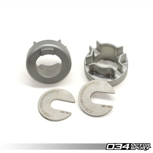 Installation Instructions: B6/B7 Audi A4/S4/RS4 Rear Differential Carrier Mount Insert Kit DIY