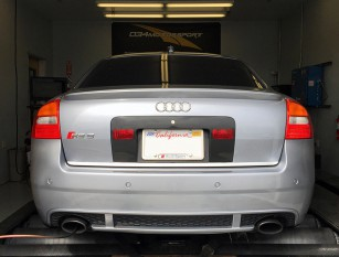 C5 Audi RS6 Tuning & Tiptronic Software