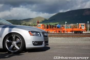 Tuned B8 Audi A5 2.0 TFSI: Track-Ready
