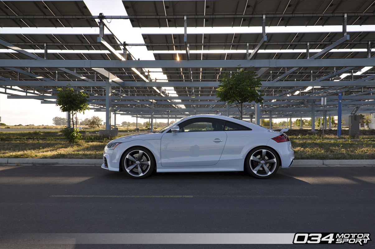 Sean S Audi Tt Rs With Rs500 Turbo Kit 034motorsport