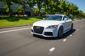 Sean's Audi TT RS with RS500 Turbo Kit
