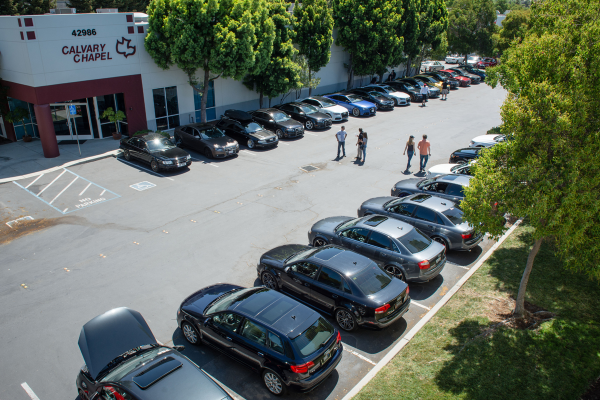 NorCal Audi Club Meet at 034Motorsport Dyno Day & Open House