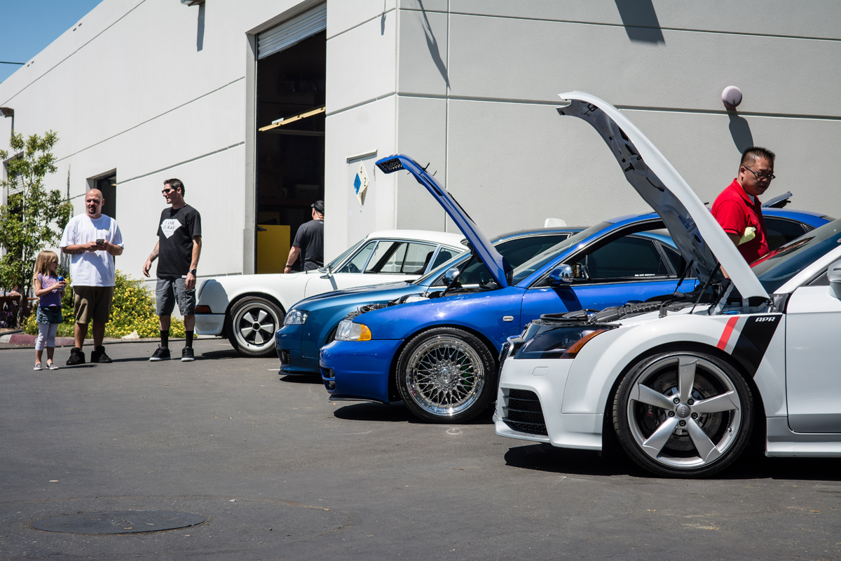 Norcal Audi Club Meet 7th Annual 034motorsport Dyno Day