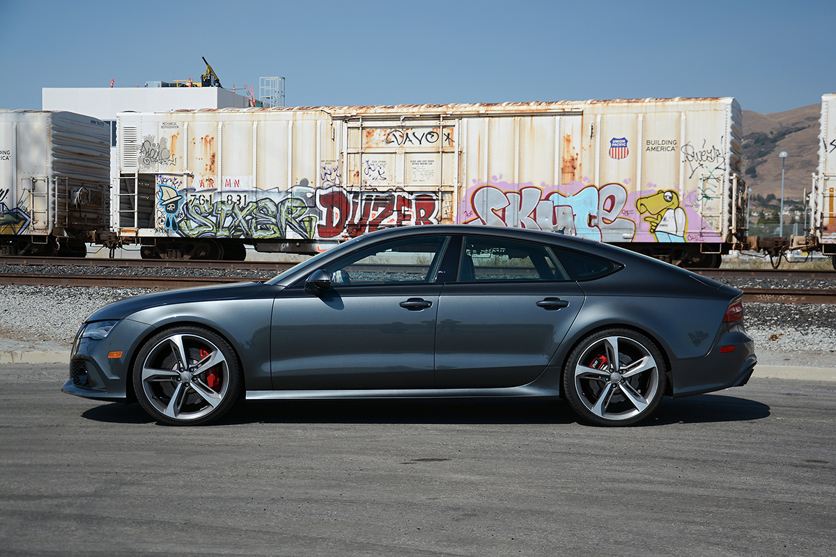 Apr Tuned C7 Audi Rs7 4 0t With Milltek Turbo Back Exhaust