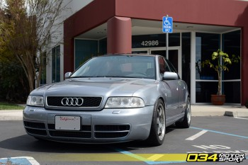 Dillon's Big Turbo B5 Audi A4 1.8T Quattro