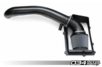 Audi TT RS Cold Air Intake Development