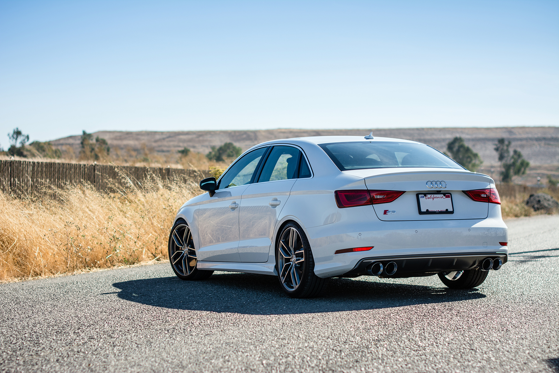 Audi S3 Suspension Upgrades Featuring Awe Tuning