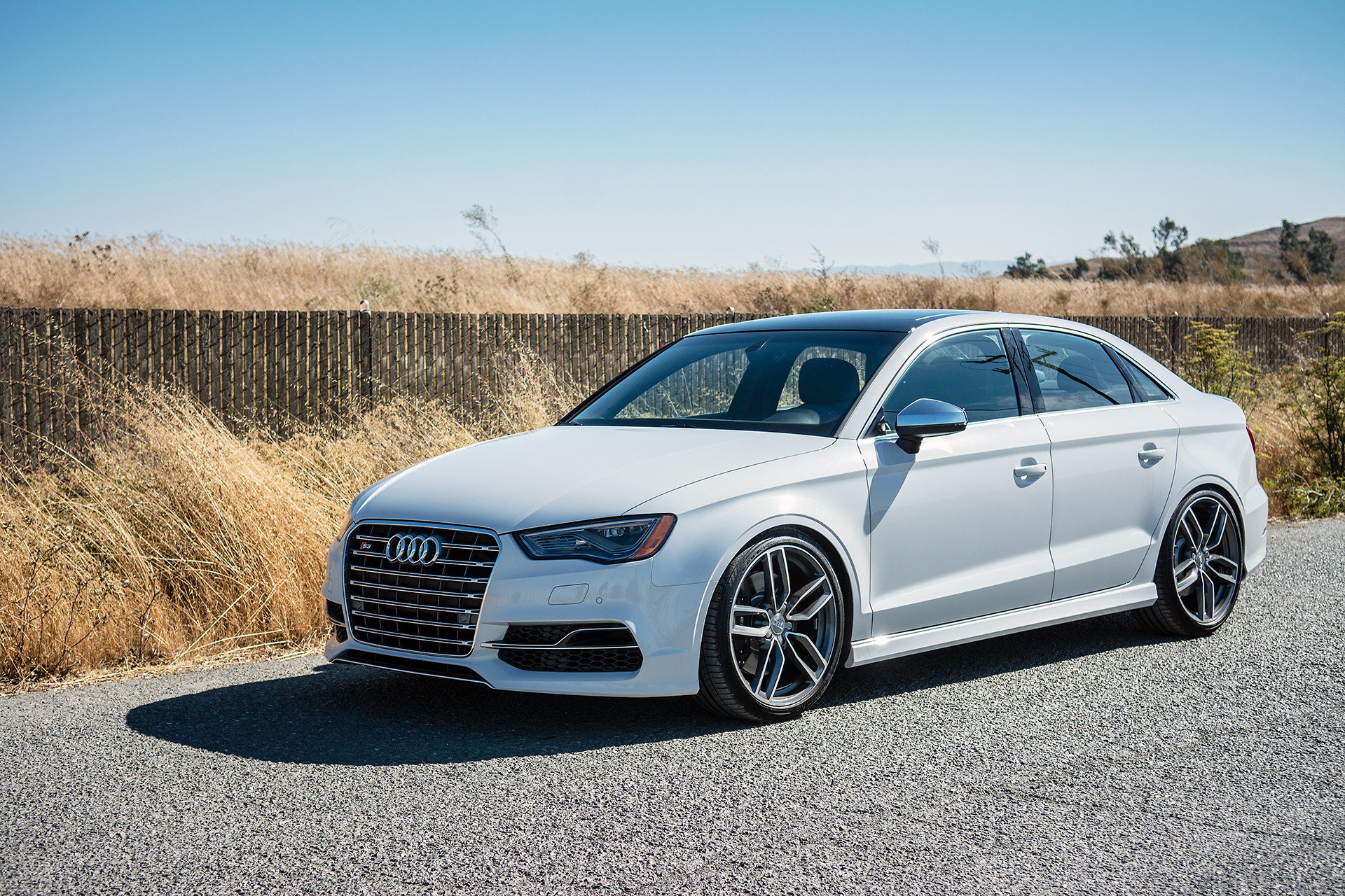 Audi S3 Suspension Upgrades: Lowered on Bilstein PSS10 Coilover Kit