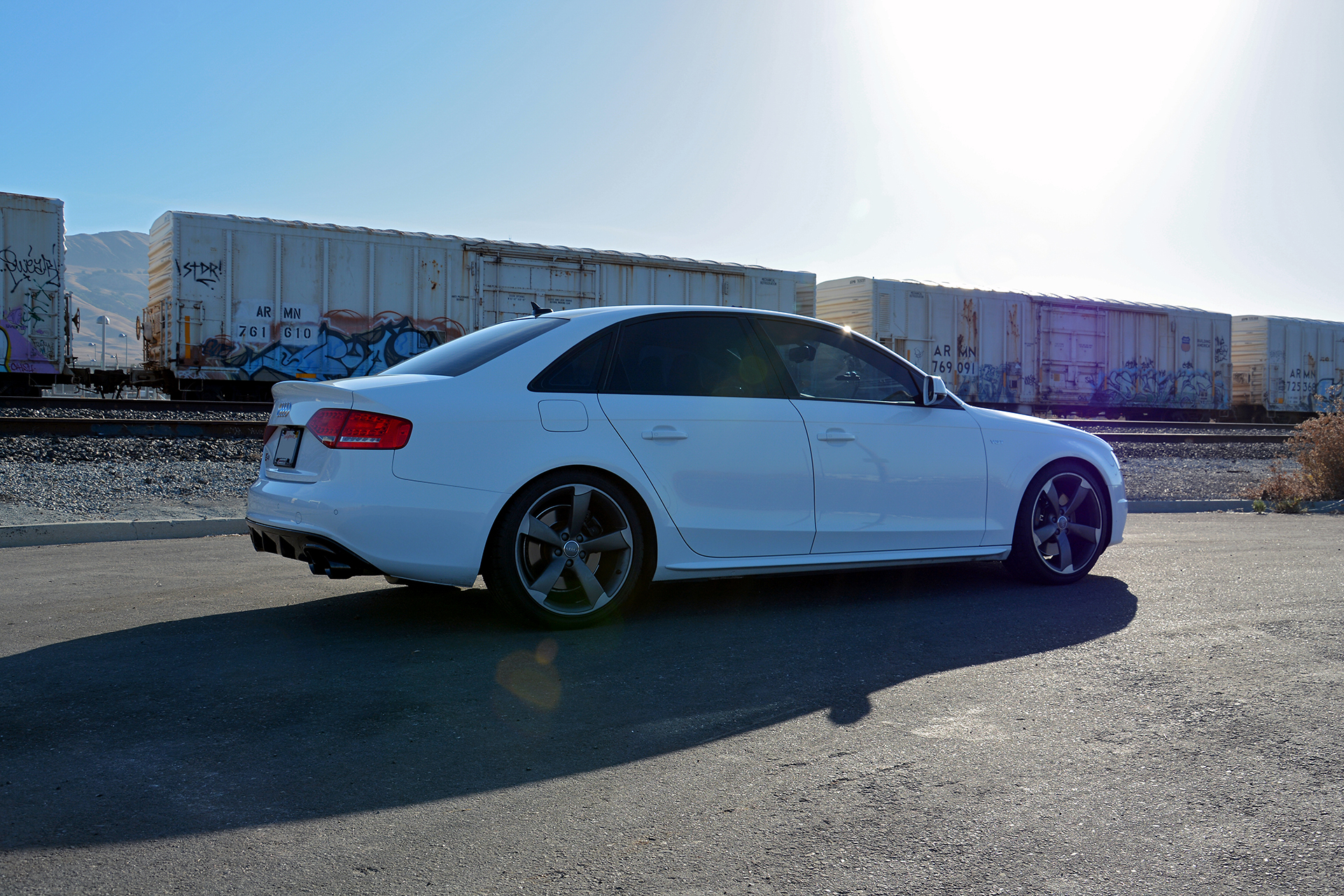 Lowered B8 Audi S4 H Amp R Sport Springs 034motorsport Blog