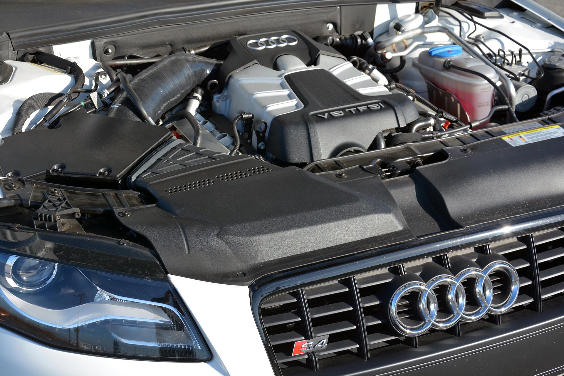 Audi a4 exhaust upgrades