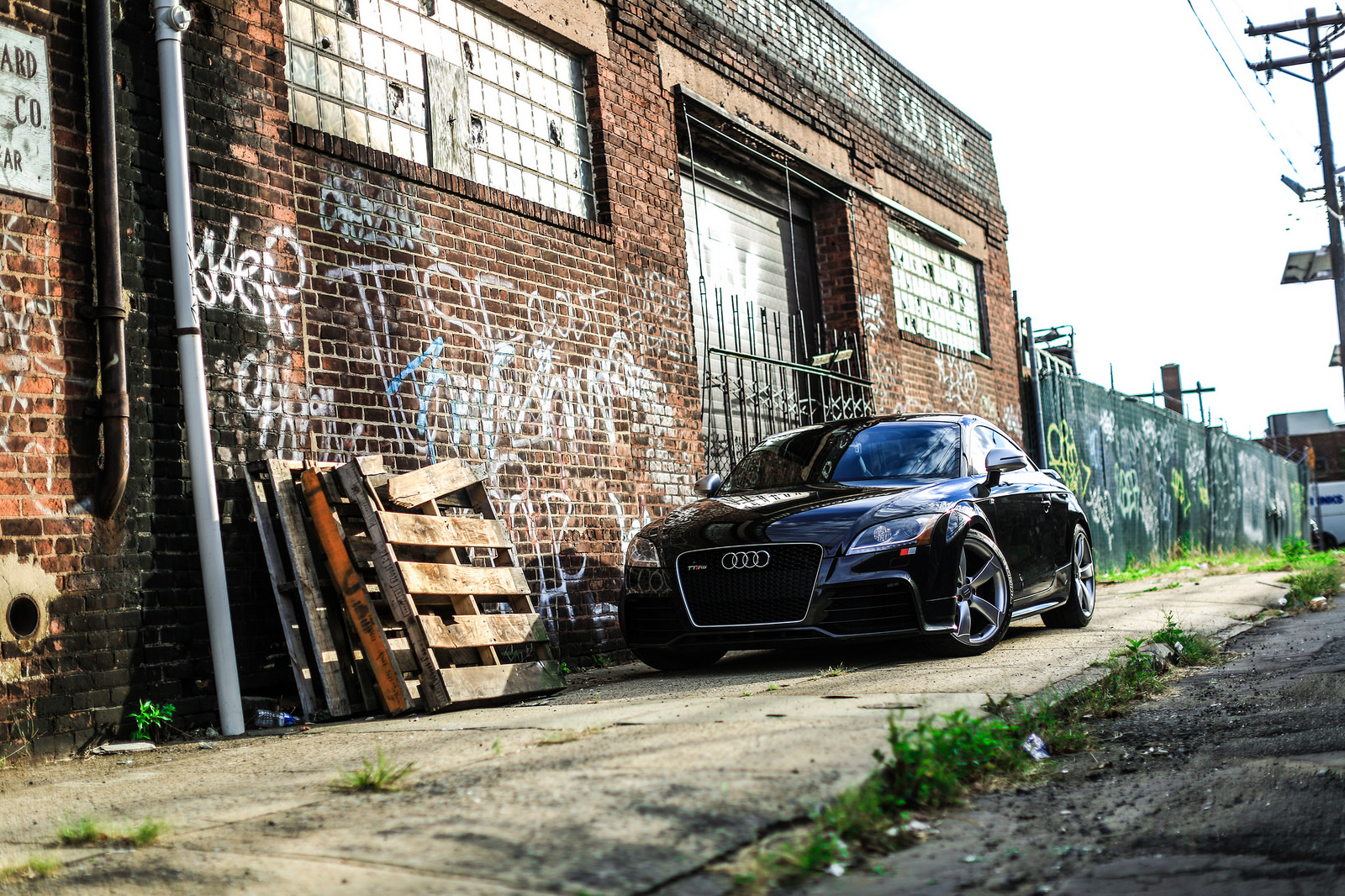 Audi TT RS with RS500 Turbo Kit by 034Motorsport