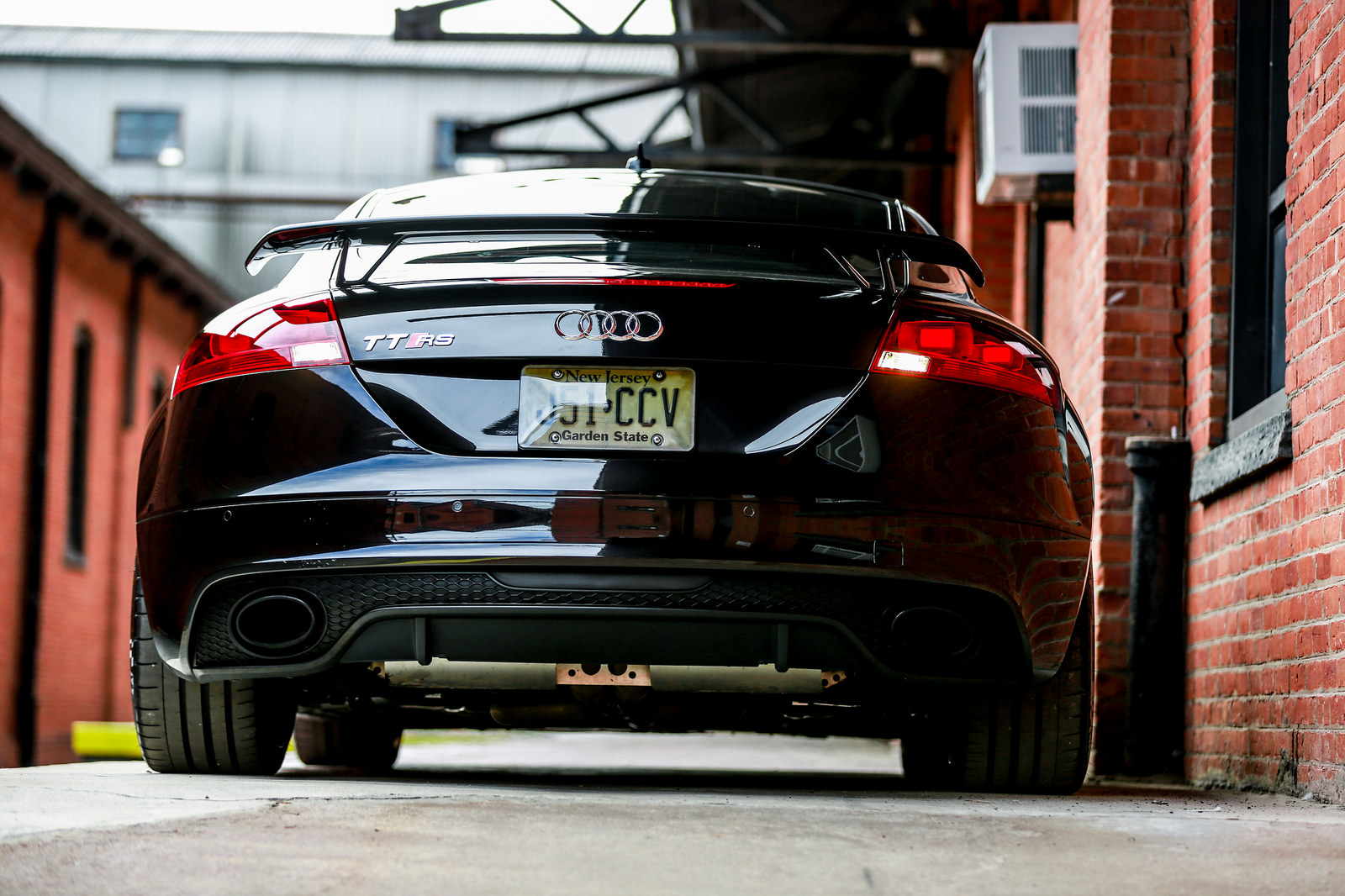 Keith's RS500-Powered Audi TT RS