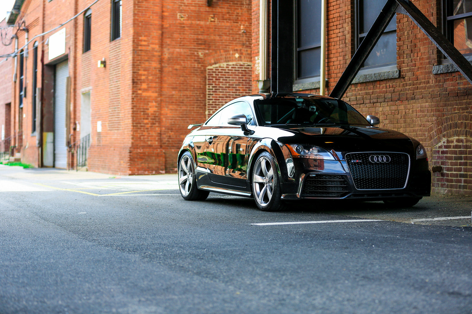 Keith's Audi TT RS with RS500 Turbo Kit
