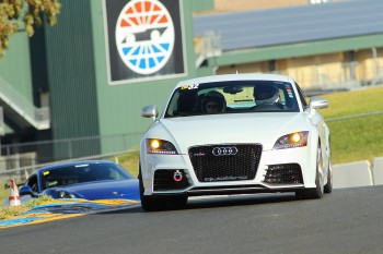 Troy's 034Motorsport Stage 2 Audi TT RS