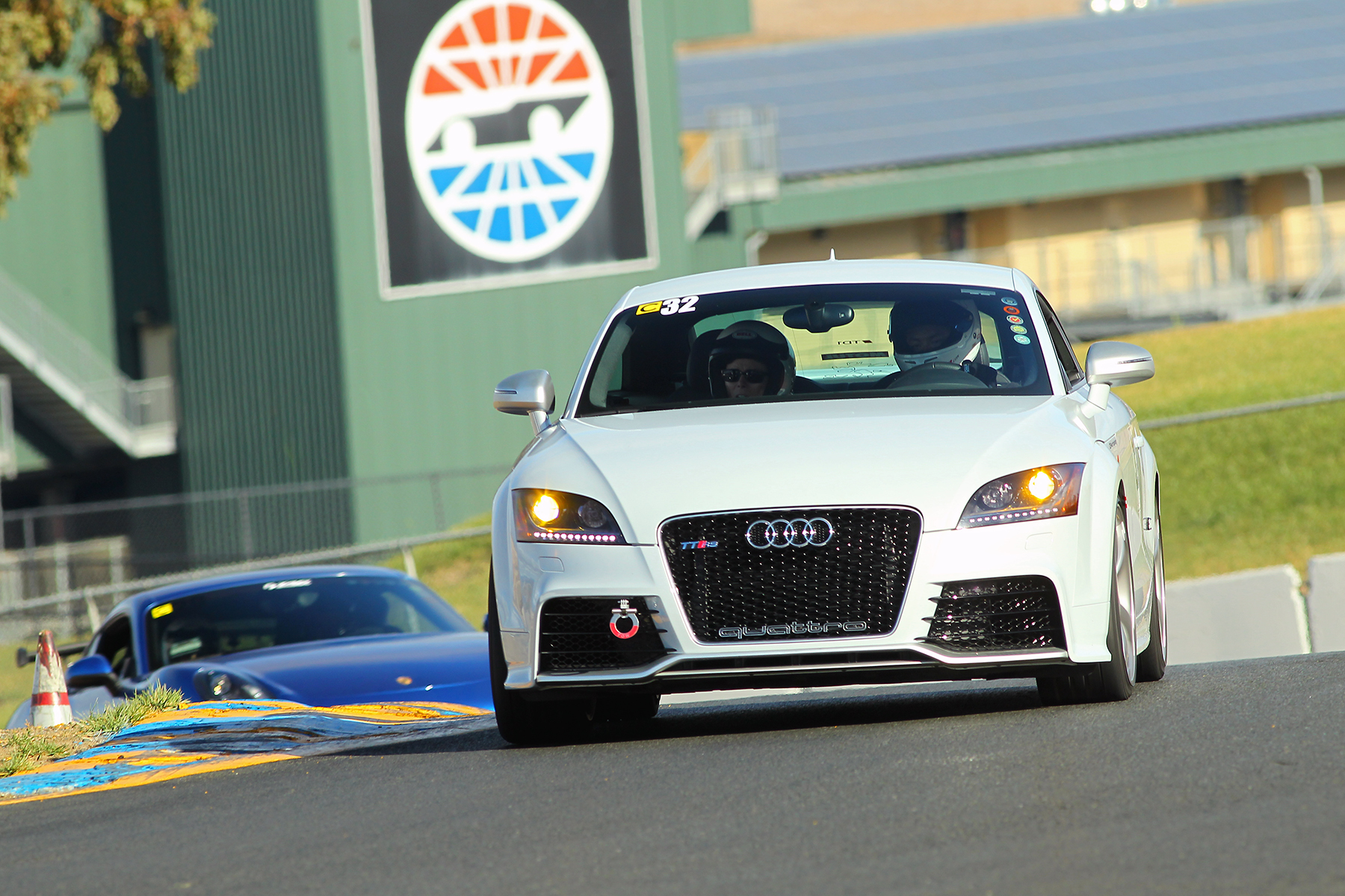 Stage 2 Audi TT RS Tuned by 034Motorsport