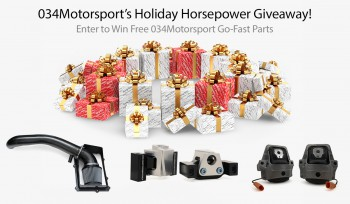 Holiday Horsepower Giveaway - Ends December 31st!
