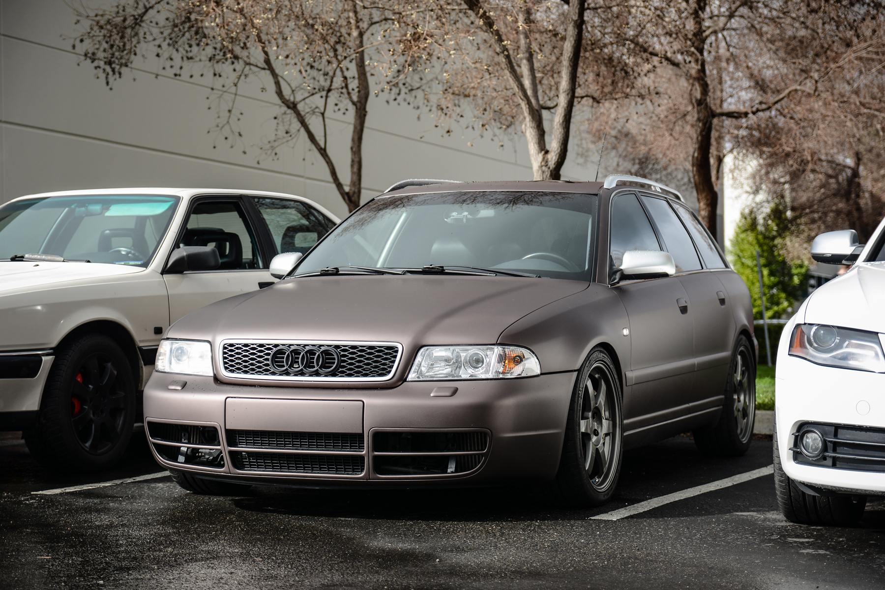 NorCal Audi Club's WinterFest 2016 Get-Together - Hosted by 034Motorsport
