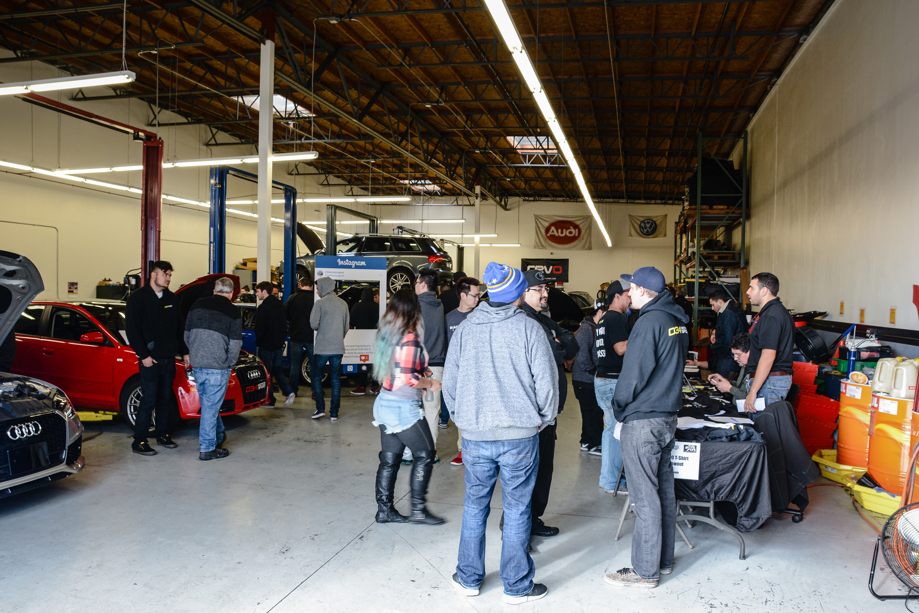 NorCal Audi Club s WinterFest 2016 Get To her Hosted by