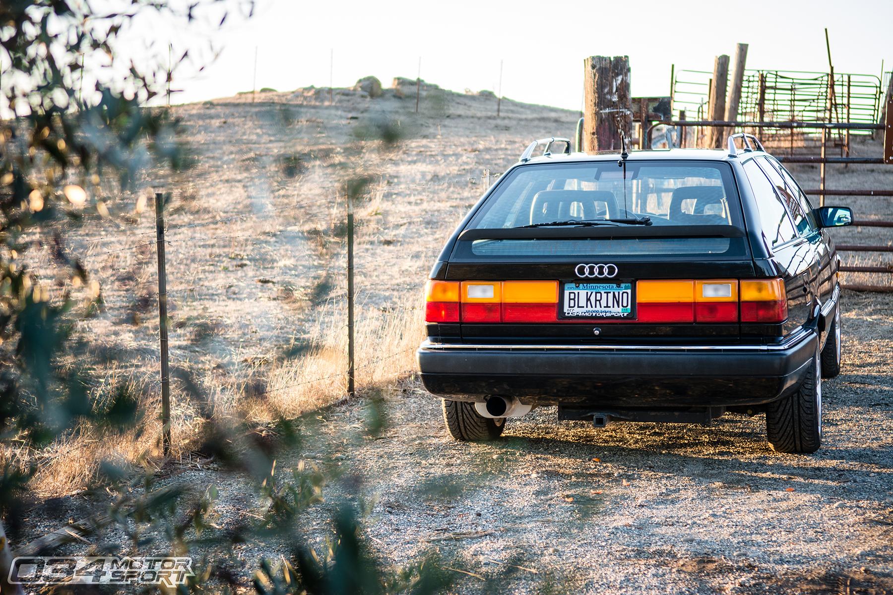 Black Rhino Audi 200 Avant Quattro
