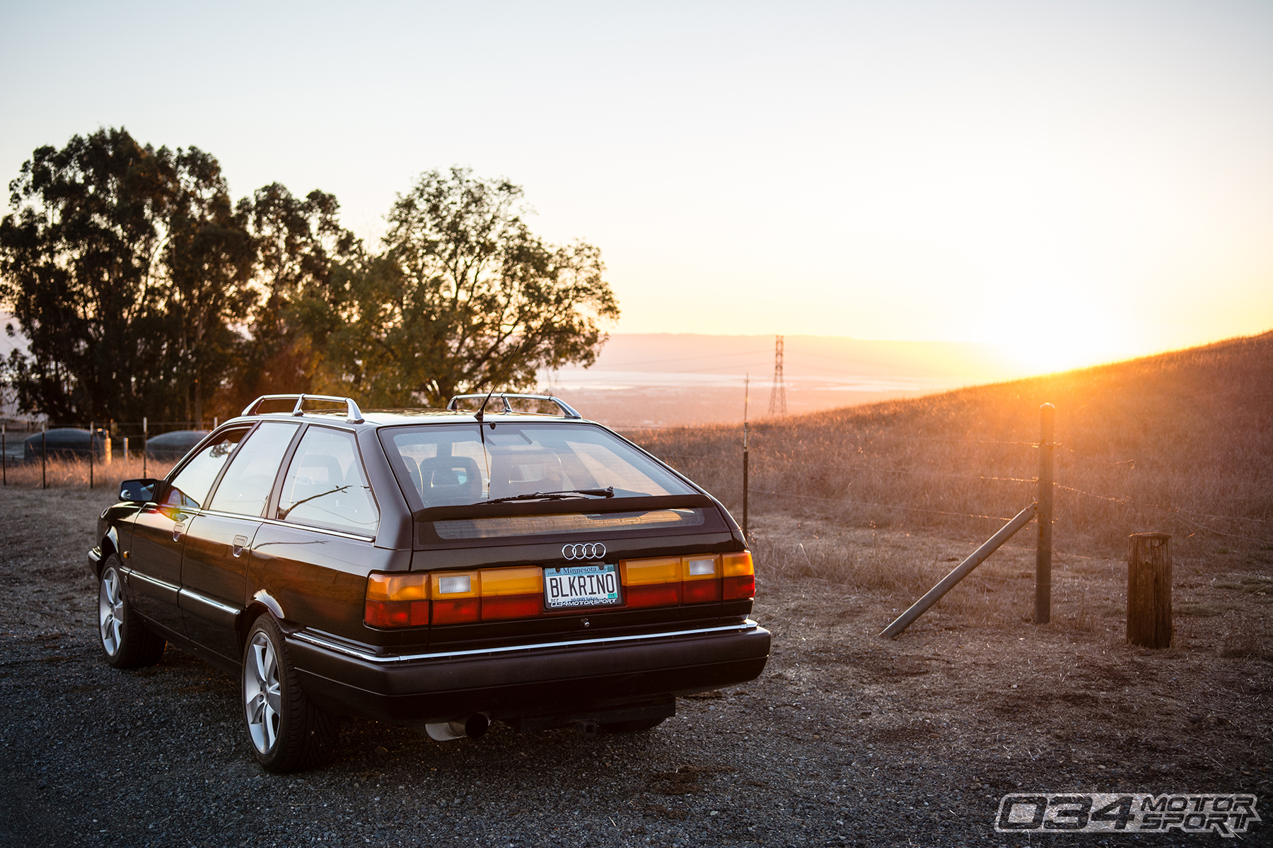 034Motorsport Turbo Audi 200 Avant