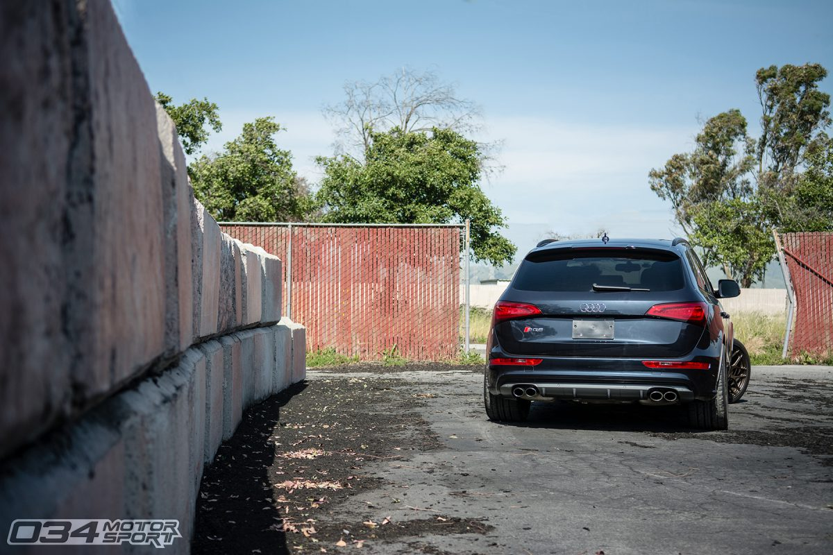 Russ' Sleeper 2015 Audi SQ5