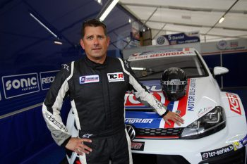 Gary Sheehan joins Liqui Moly Team Engstler in Mk7 Volkswagen Golf GTI TCR