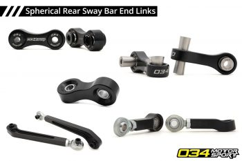 Spherical Rear Sway Bar End Link Giveaway