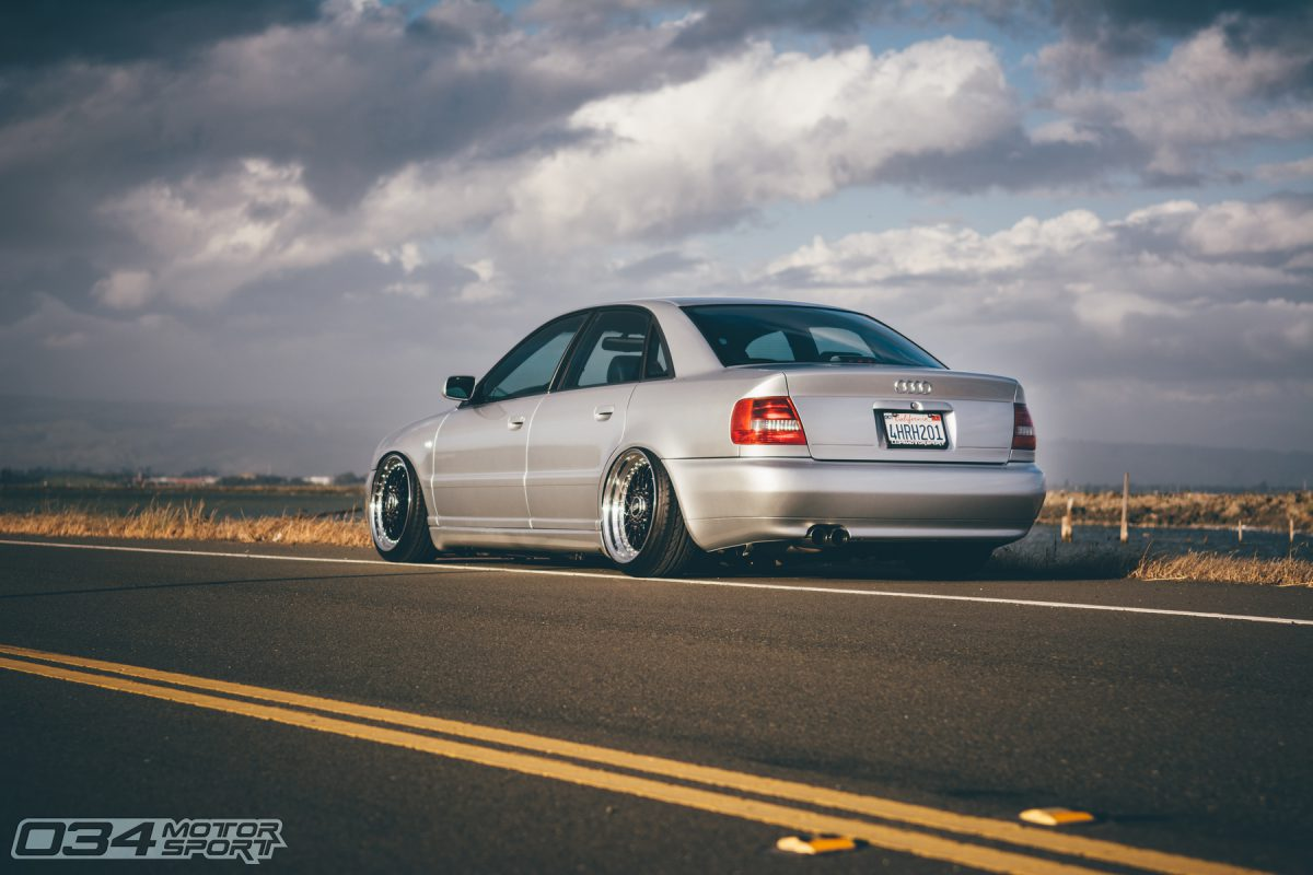 Bagged Stage 3 B5 S4