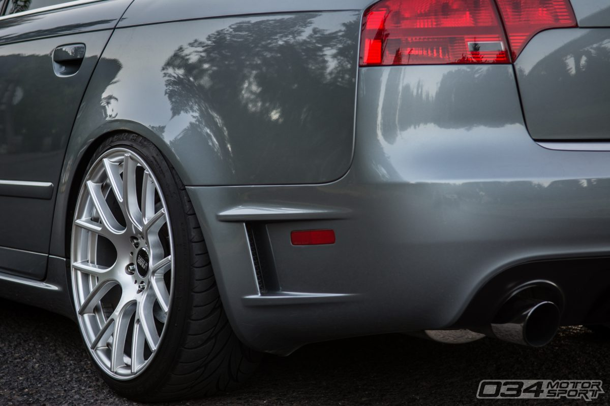 DTM B7 A4 on VMR wheels