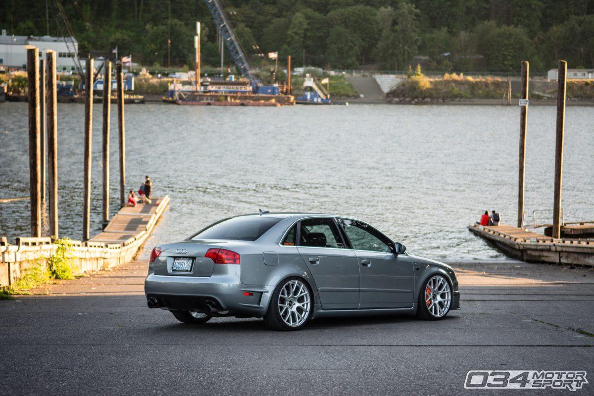 OEM+ B7 Audi A4