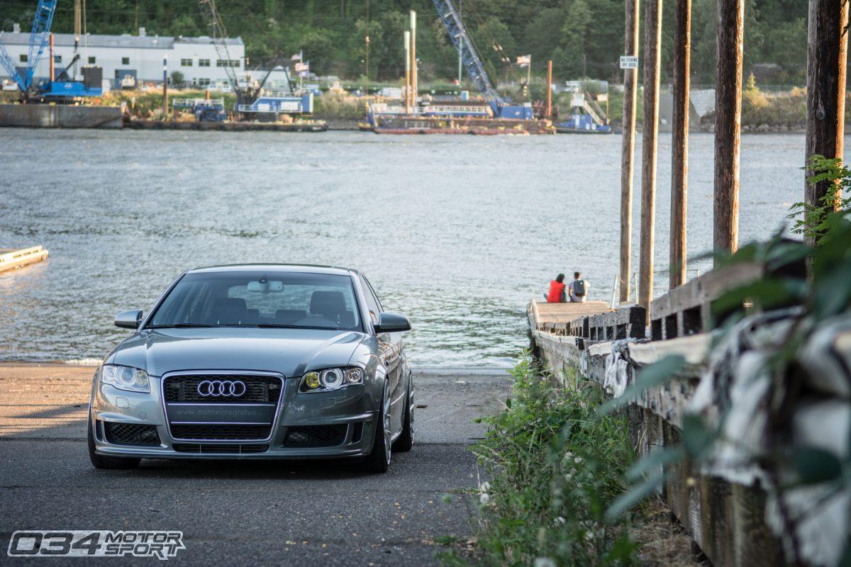 DTM B7 Audi A4 with FMIC