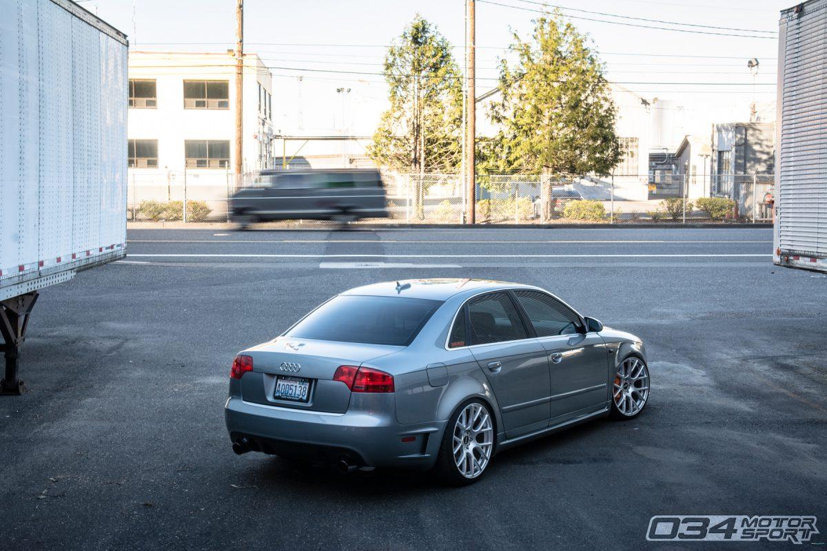 Trent's Modded B7 Audi A4