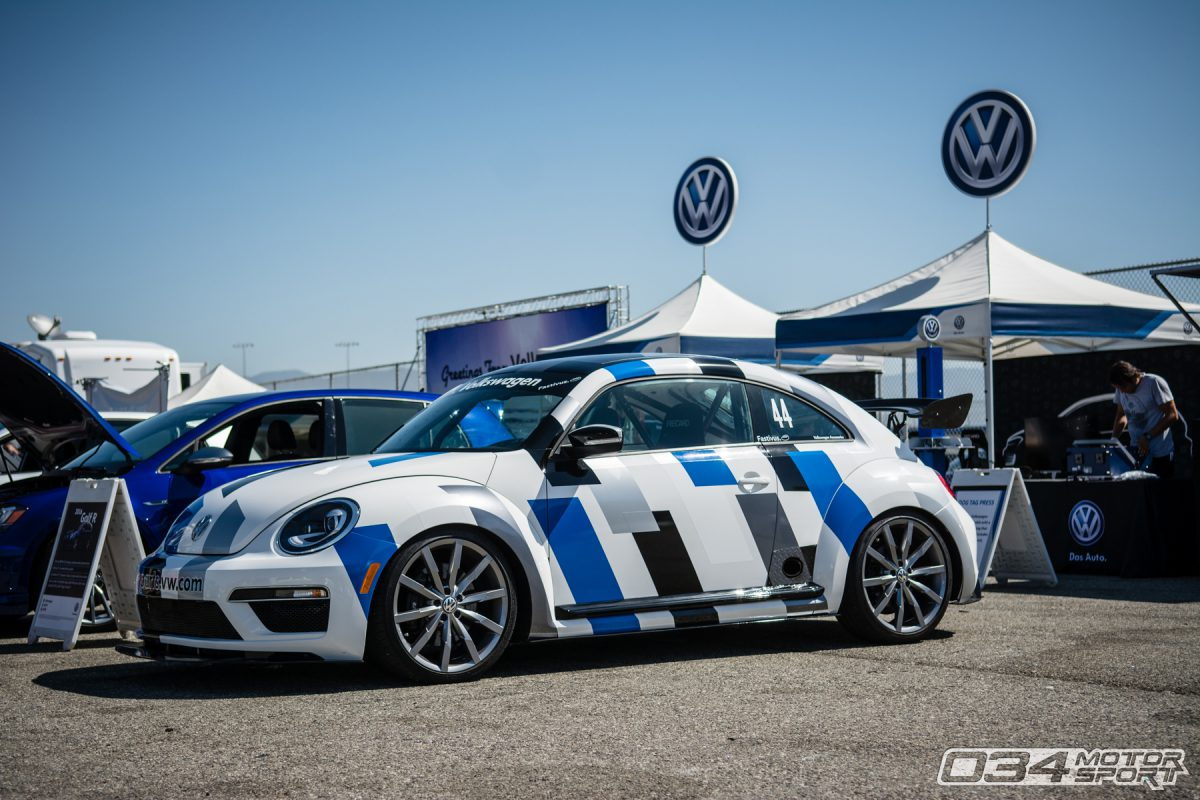 Volkswagen USA Beetle at Auto Club Speedway