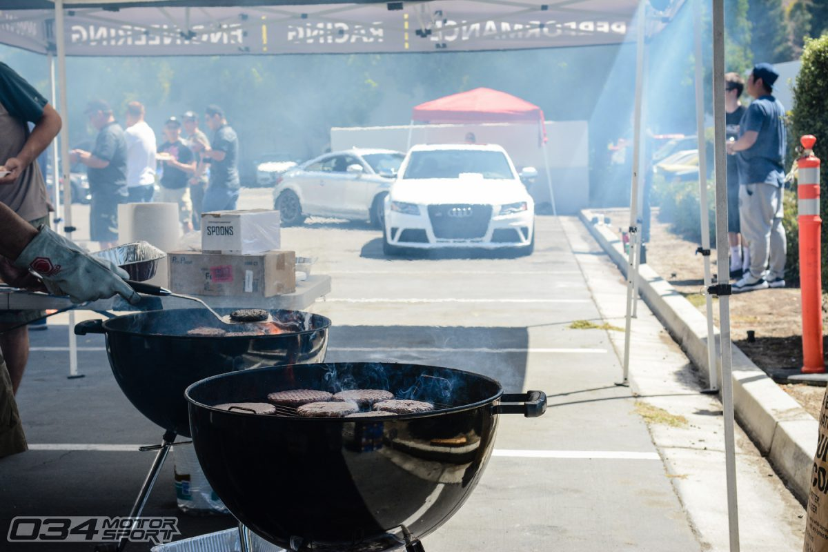 Audi Dyno Day and BBQ in Fremont, CA at 034Motorsport