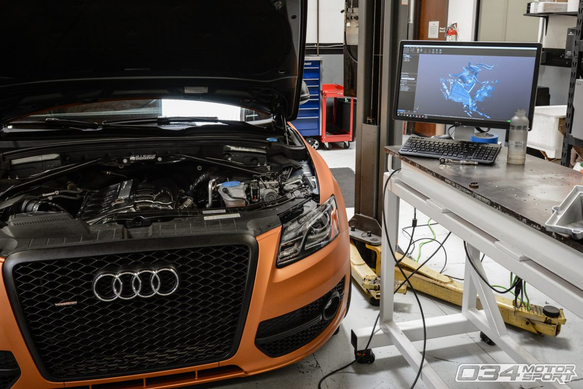 B8 Audi Q5 Research and Development in Fremont, CA at 034Motorsport