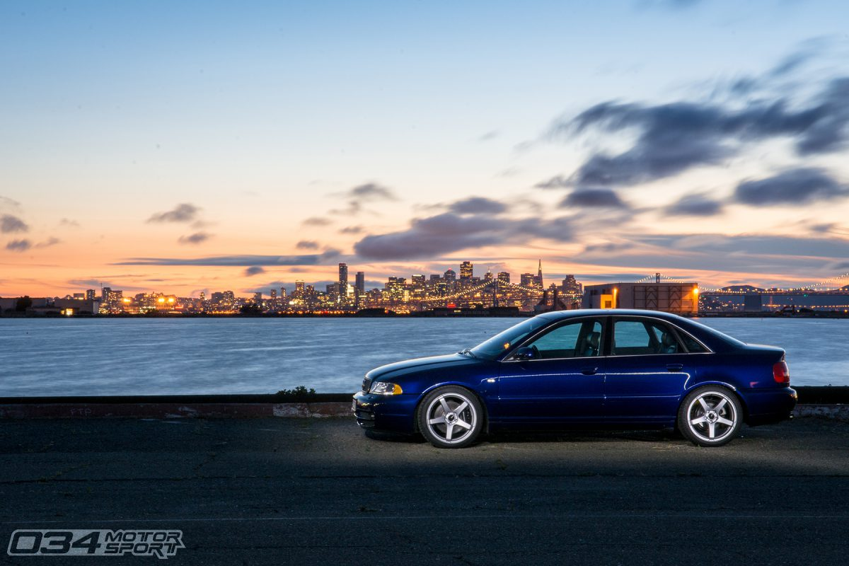 Best 6 Upgrades for your B5 Audi S4 27T  034Motorsport Blog
