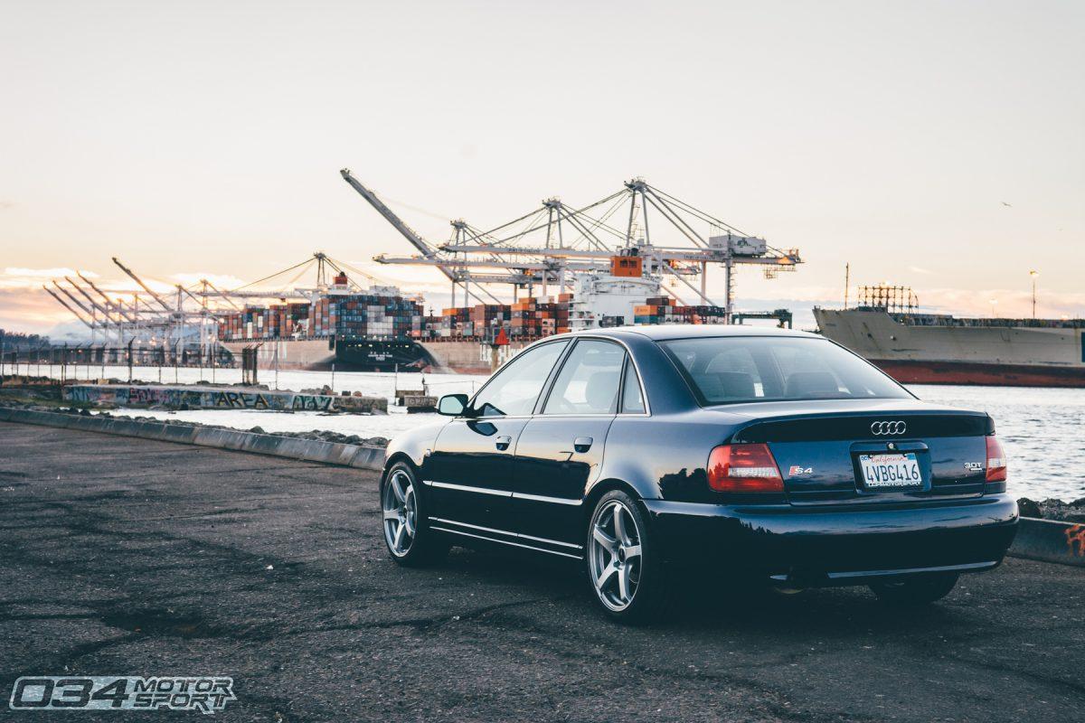 B5 Audi S4 2.7T in Alameda