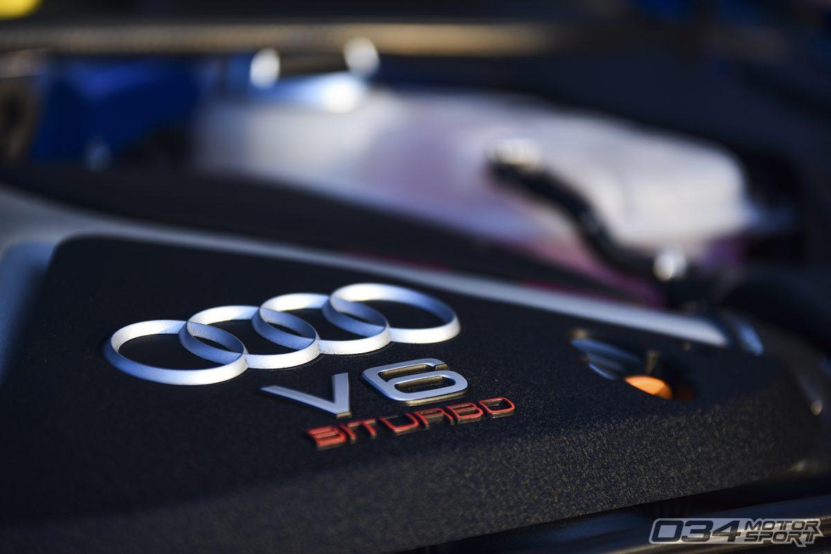 Audi 2.7T V6 Biturbo S4 Quattro
